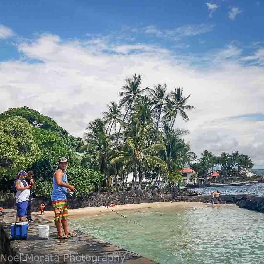 Exploring West Hawaii on the Big Island by Noel Morata