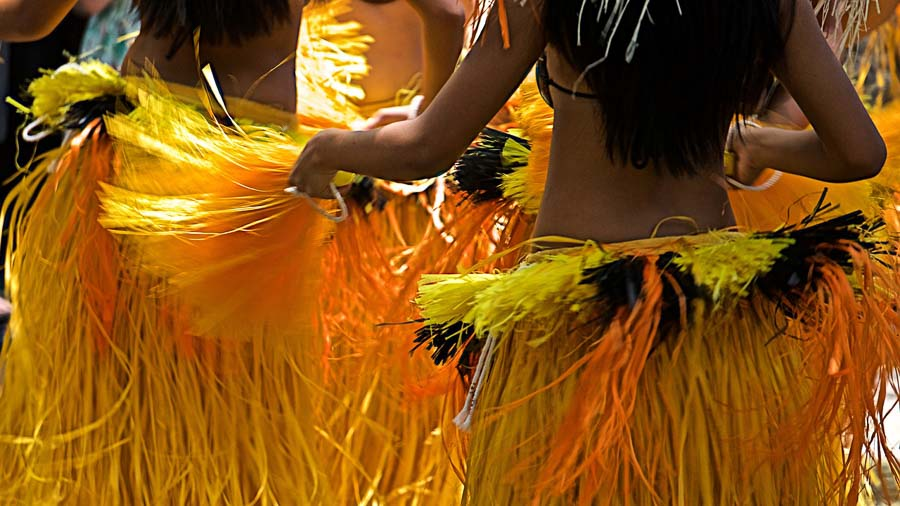 Hula shows in Maui
