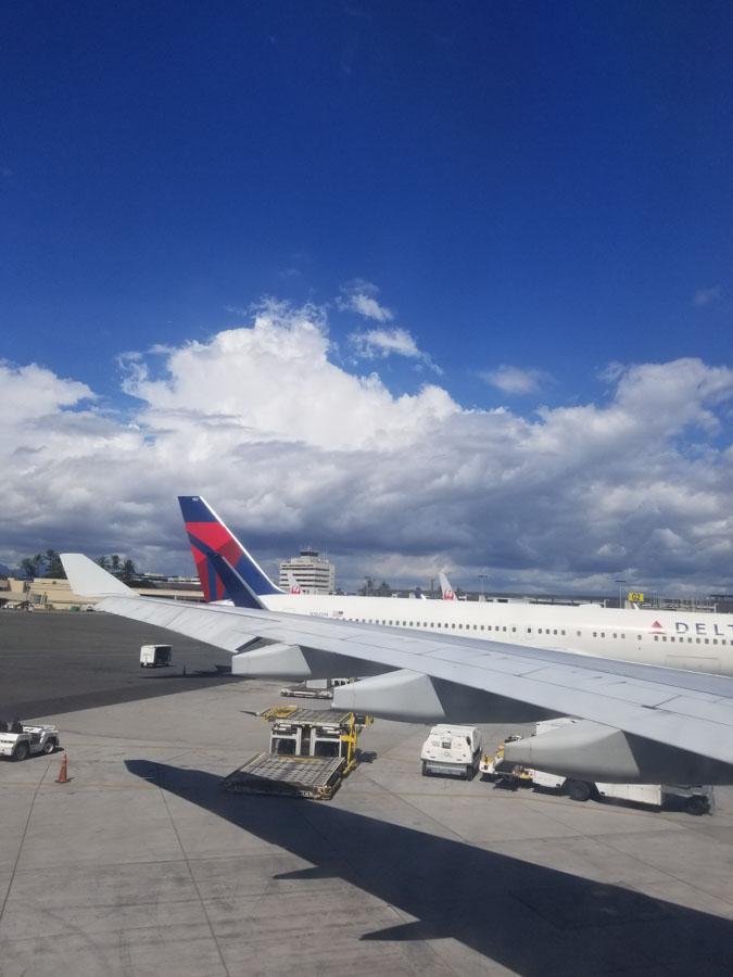 mainland and international travel to Hawaii