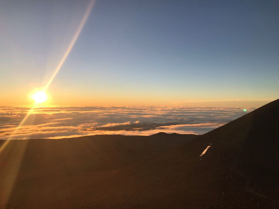 Mauna Kea Summit, Big Island sunrise summit experience