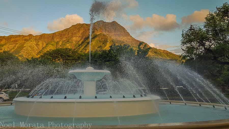 Enjoy Kapiolani park in Waikiki
