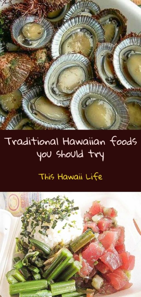 traditional hawaiian foods to try