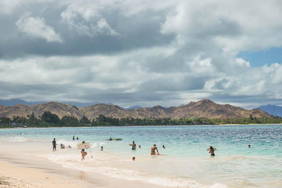Body surfing adventure in Oahu Hawaii
