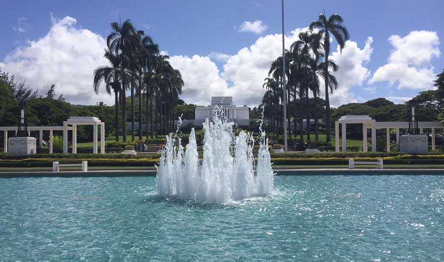 La'ie Hawaii Temple