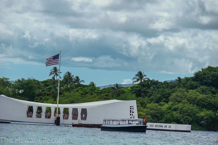 Free visit to Pearl Harbor national monument