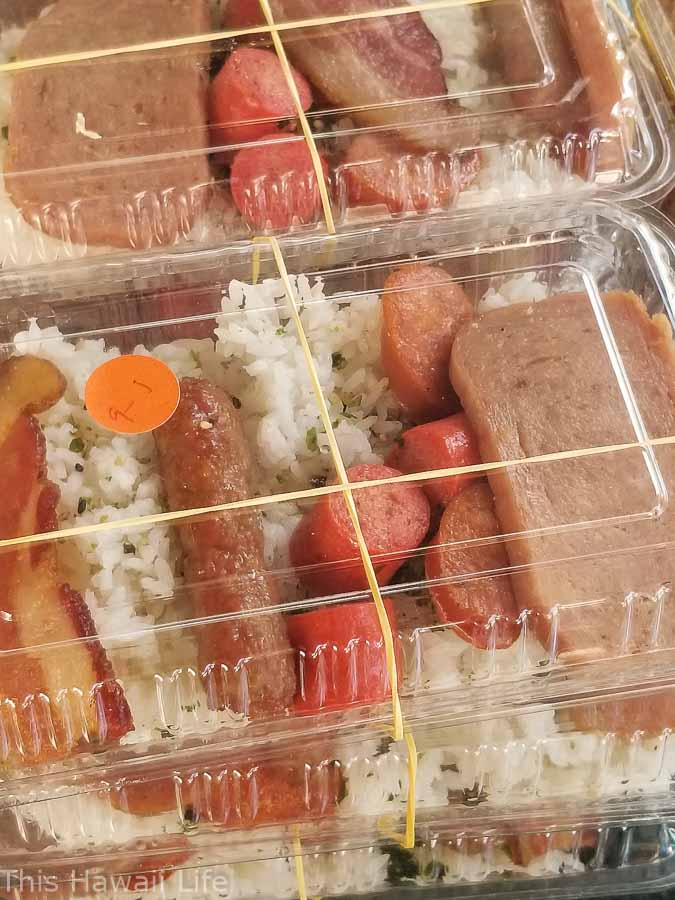 Portugues sausage with mixed meats