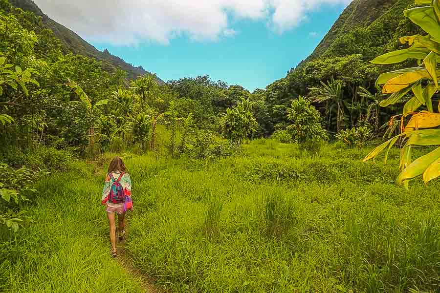 Enjoy some free hikes in Maui