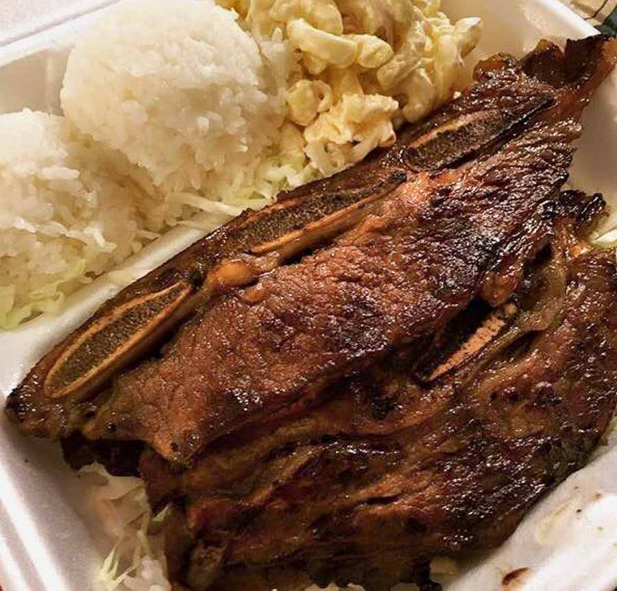 Hawaiian Short-ribs
