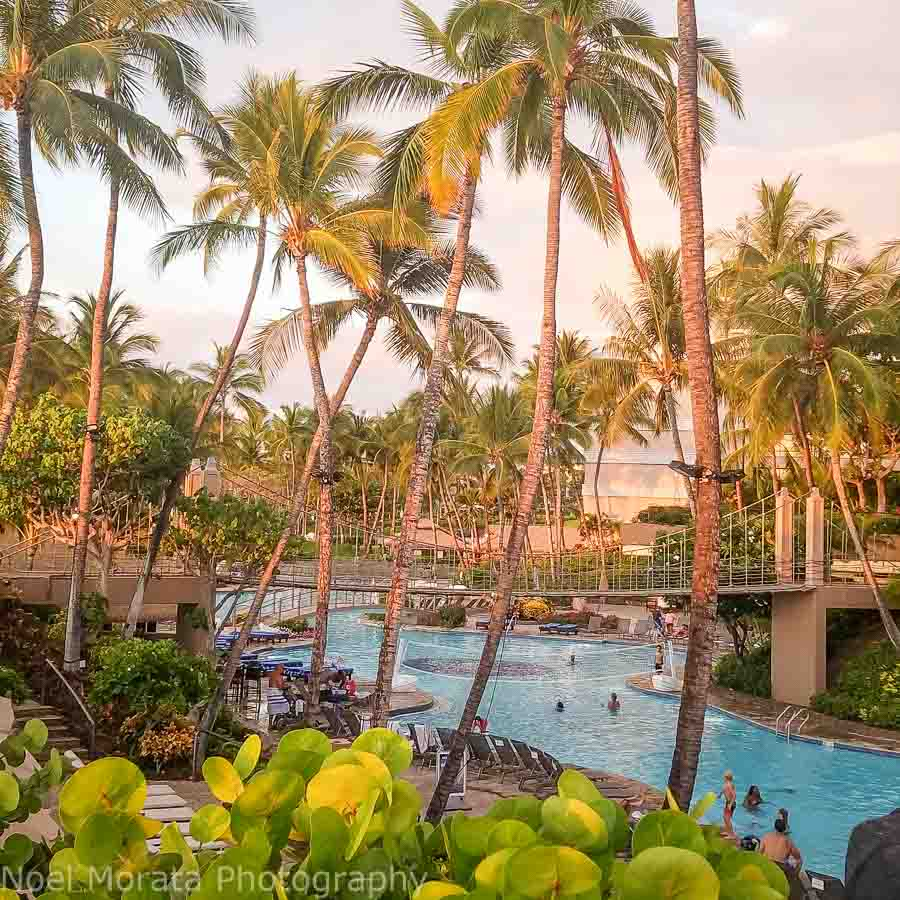 Where to stay in Kona area