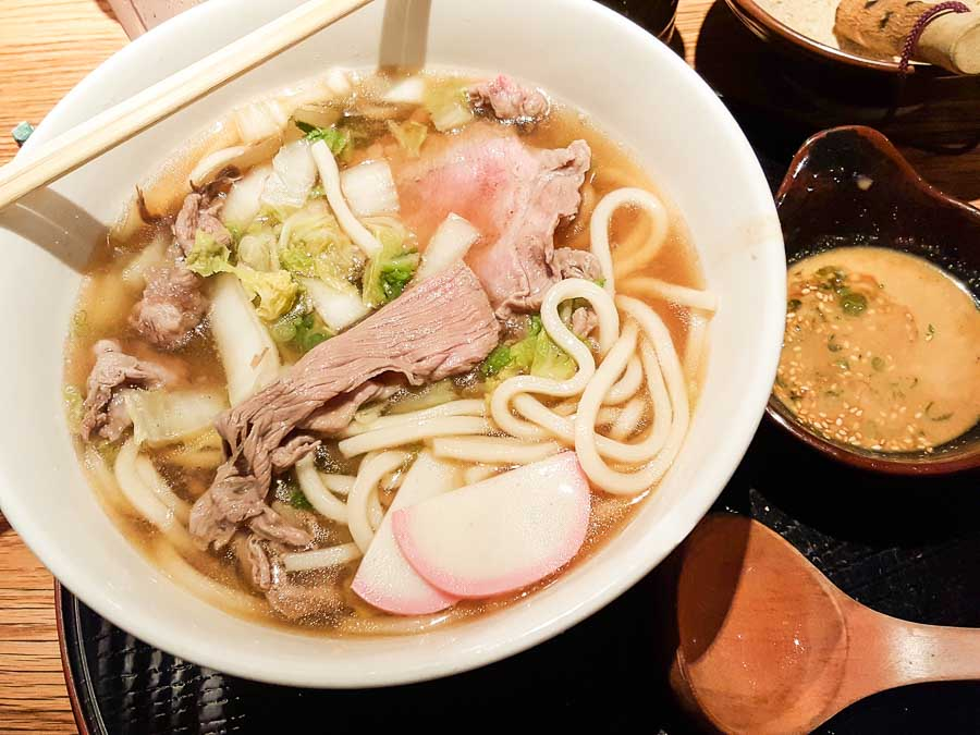 saimen noodles in Hawaii