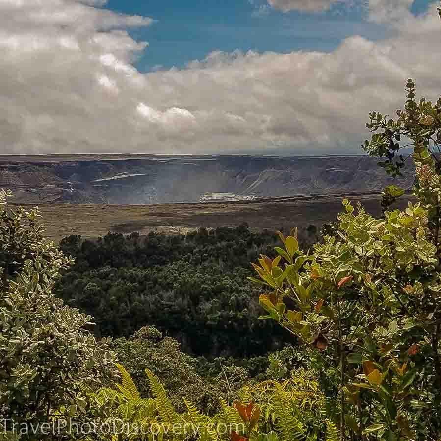 Visiting Hawai'i Volcanoes National Park with kids