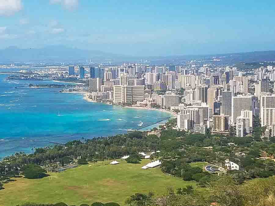 Virtual tours of Oahu in Hawaii