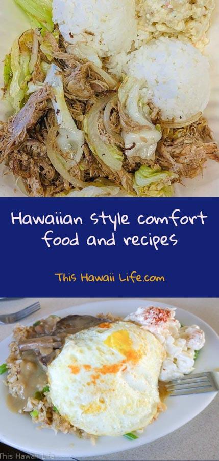 pinterest hawaiian comfort food and recipes