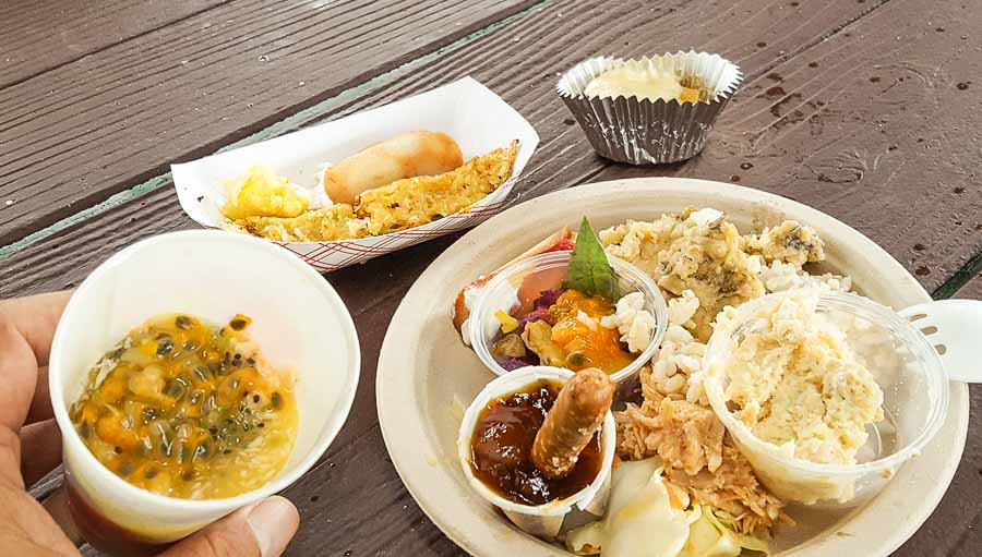 Popular dishes to try in Hawaii