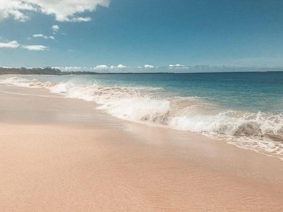 Makena or Big Beach in Maui