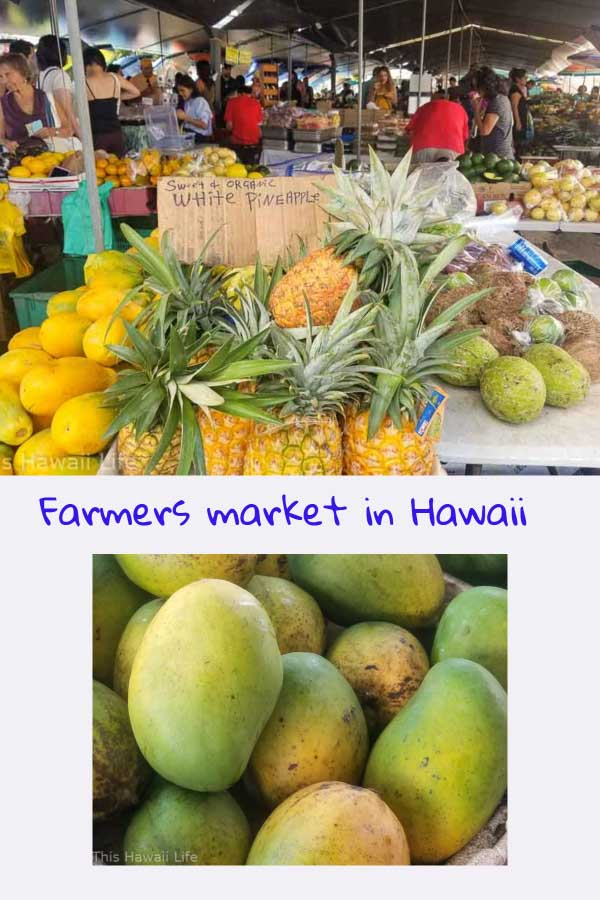 pinterest farmers market in Hawaii
