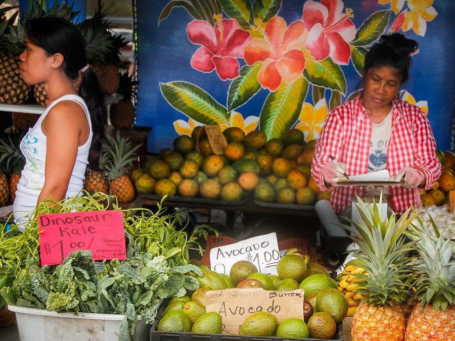 Self Sustainable in Hawaii