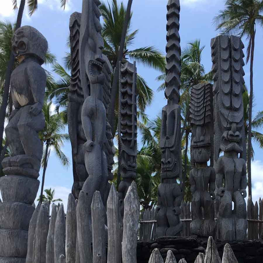 Respect cultural sites in Hawaii travel