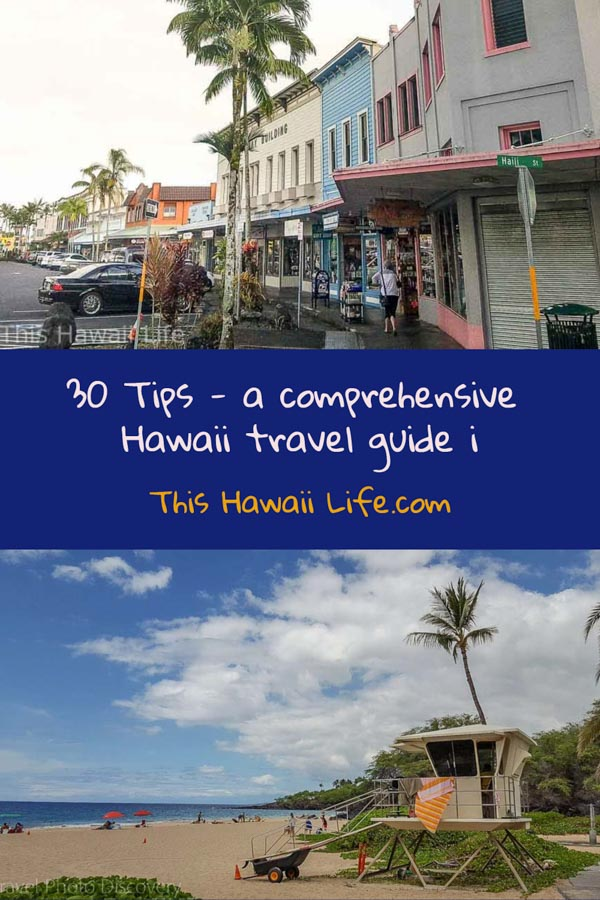 Pinterest 30 tips a comprehensive Hawaii travel guide