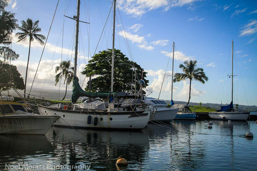 Experience a sailing adventure in Hawaii