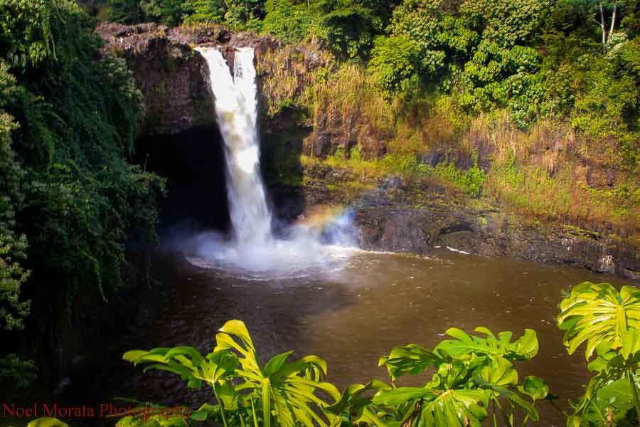 Big Island Waterfalls you must visit