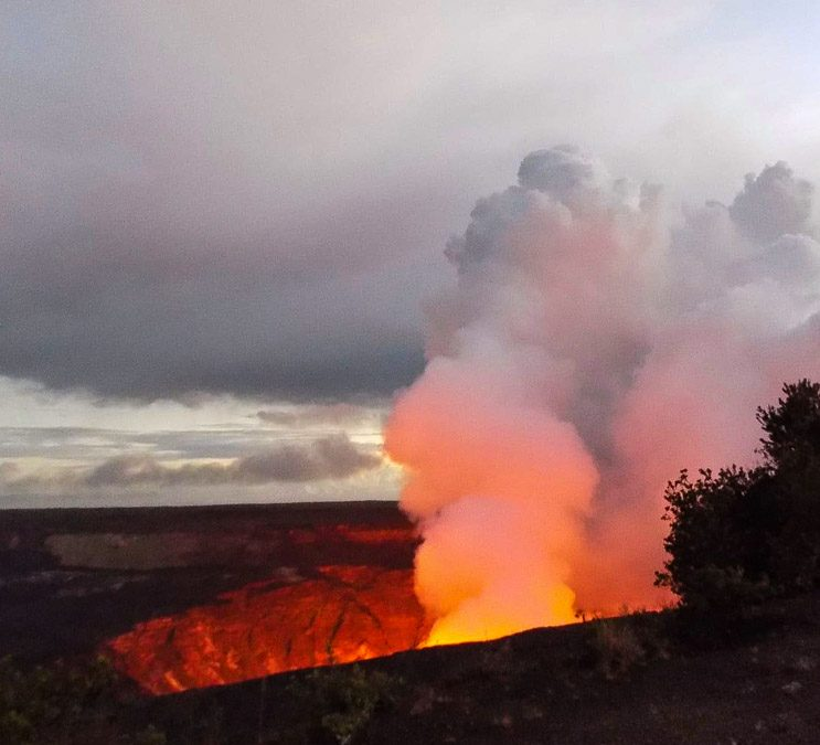 Why Visit Hawaii Volcanoes National Park now