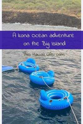 A Kona ocean adventure on the Big Island
