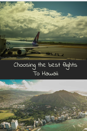 Choosing the best flights to Hawaii 3
