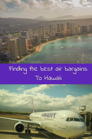 Finding the best air bargains to Hawaii1