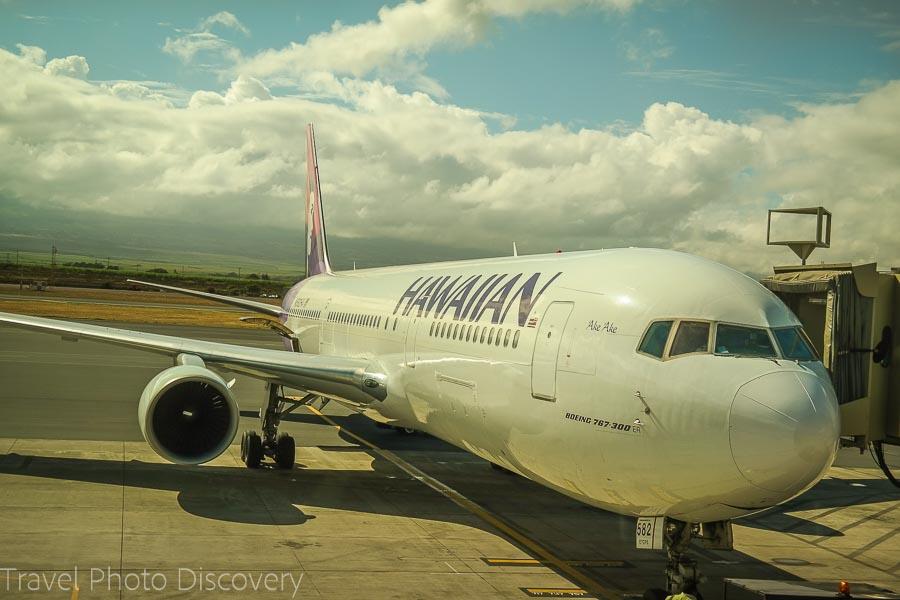 Finding good airfare and flights to Hawaii