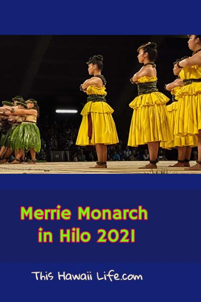 Pinterest Merrie Monarch in Hilo 2021