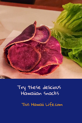 Try these delicious Hawaiian snacks