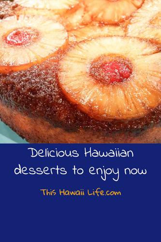 delicious hawaiian desserts