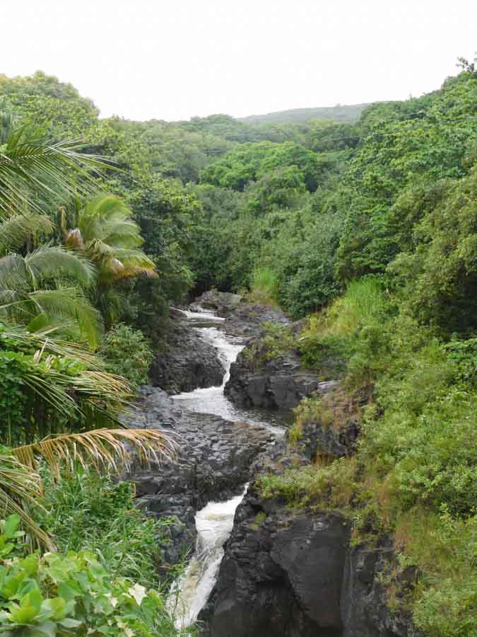 Experience the 7 Sacred Pools of Ohe'o Gulch