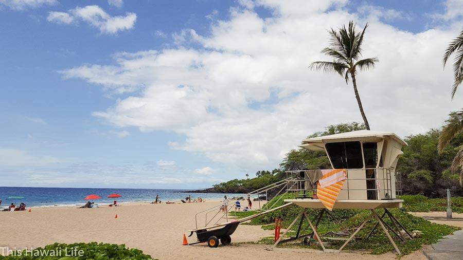 A perfect day Hapuna Beach Big Island now