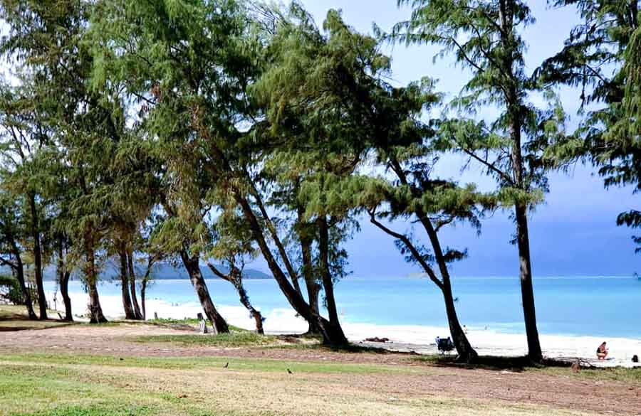 Other tips on visiting Waimanalo Beach