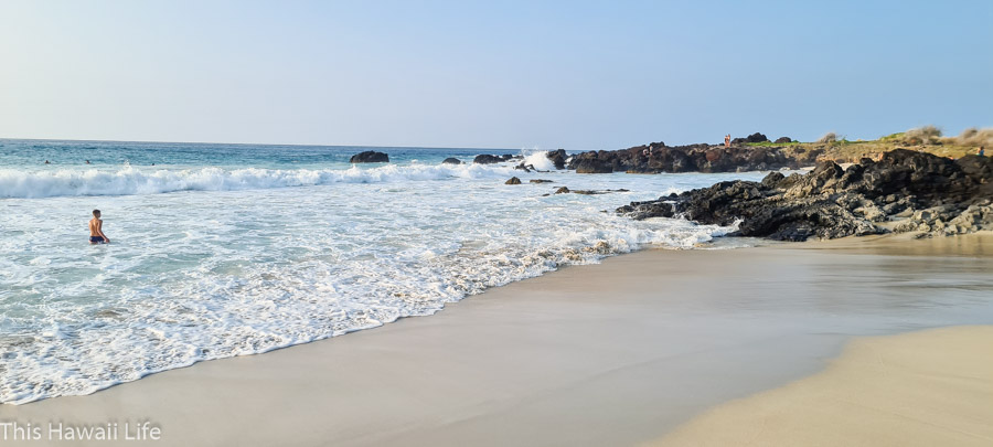 9 reasons to visit Kua Bay now