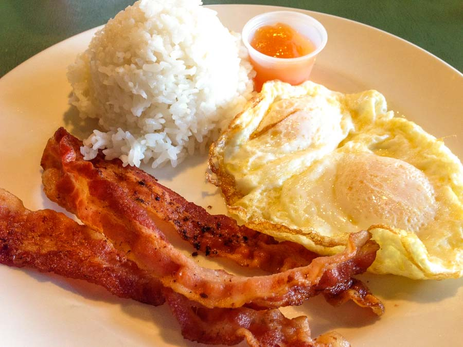 Where to eat at Lihue