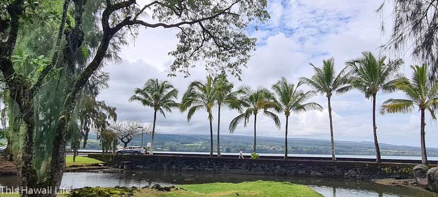 Have you been to Lili'uokalani park in Hilo?