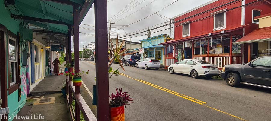 A visit to funky and cool Pahoa town in the Puna District of the Big Island