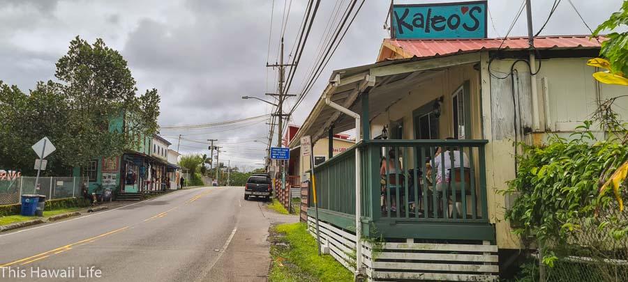 Where to eat in Pahoa