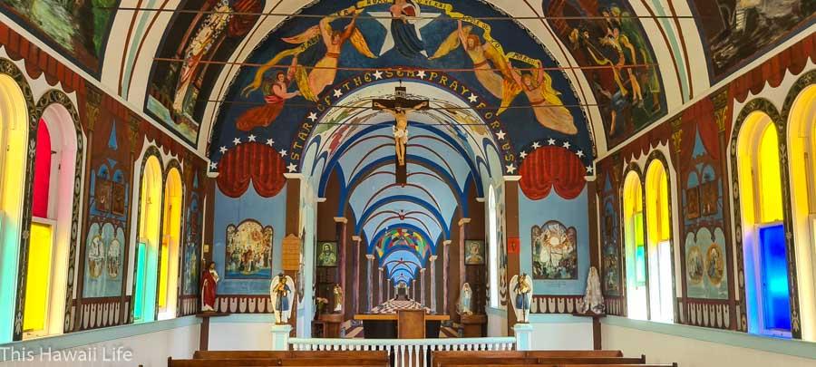 Painted Church Kalapana