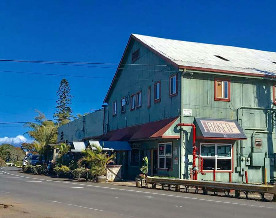Shop at the Pauwela Cannery in Haiku