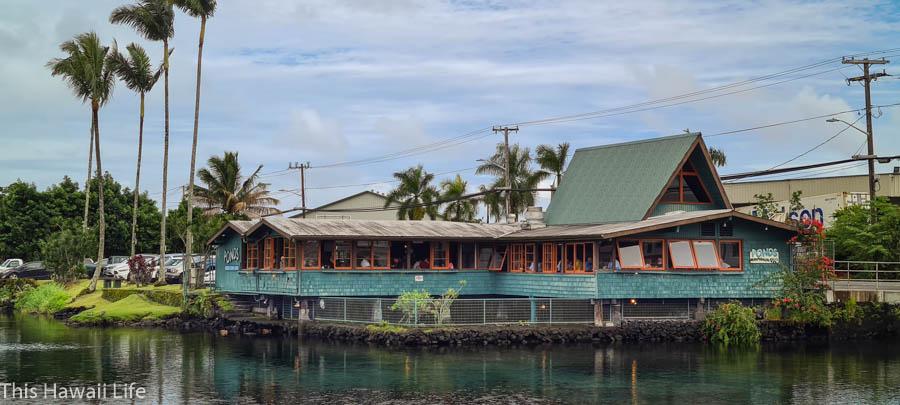 Enjoy the many restaurants close to Reeds Bay on Banyan Drive