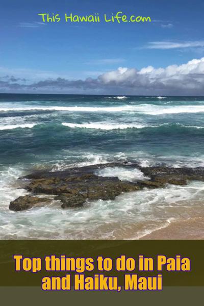 pinterest visiting Paia and Haiku in Maui