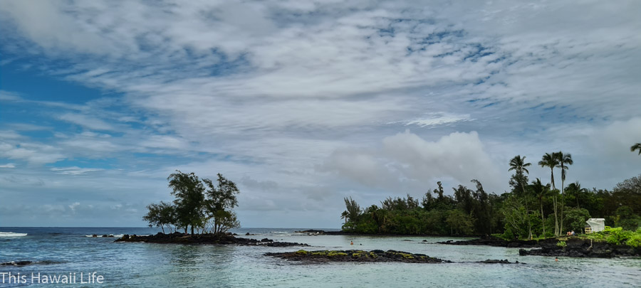Hilo beaches to discover like Carlsmtih Beach Park