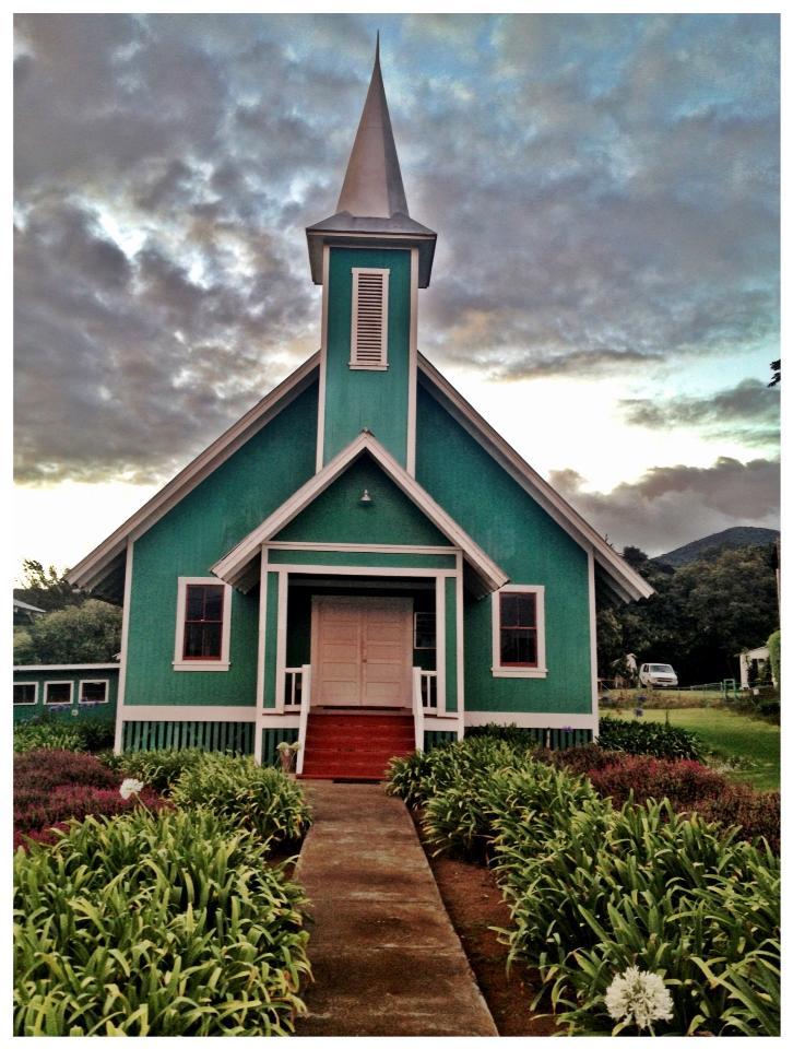 Have you visited the Church Row Waimea?