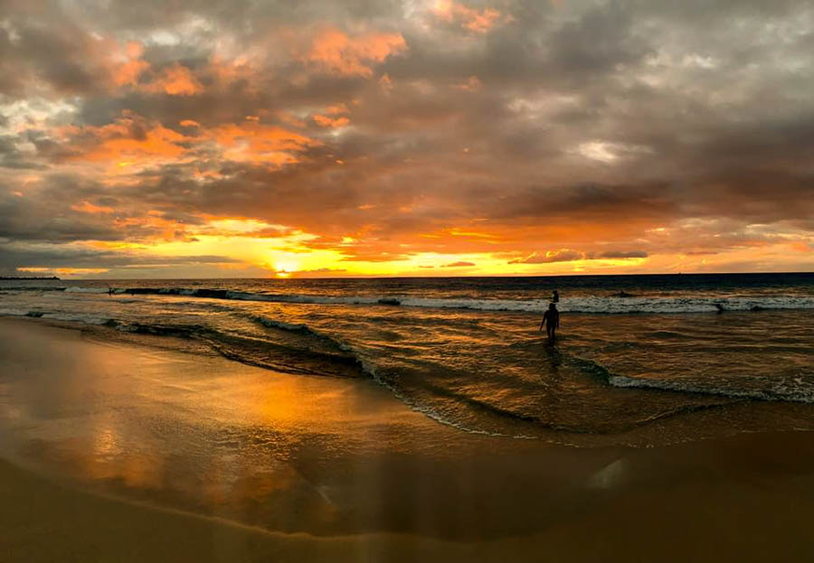 Conclusion on Hawaii sunsets