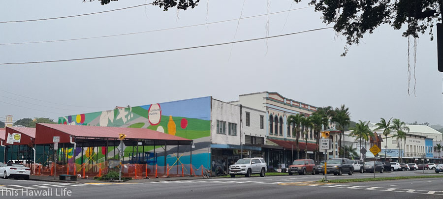 Check out the soon to be new location for the Hilo Farmers market
