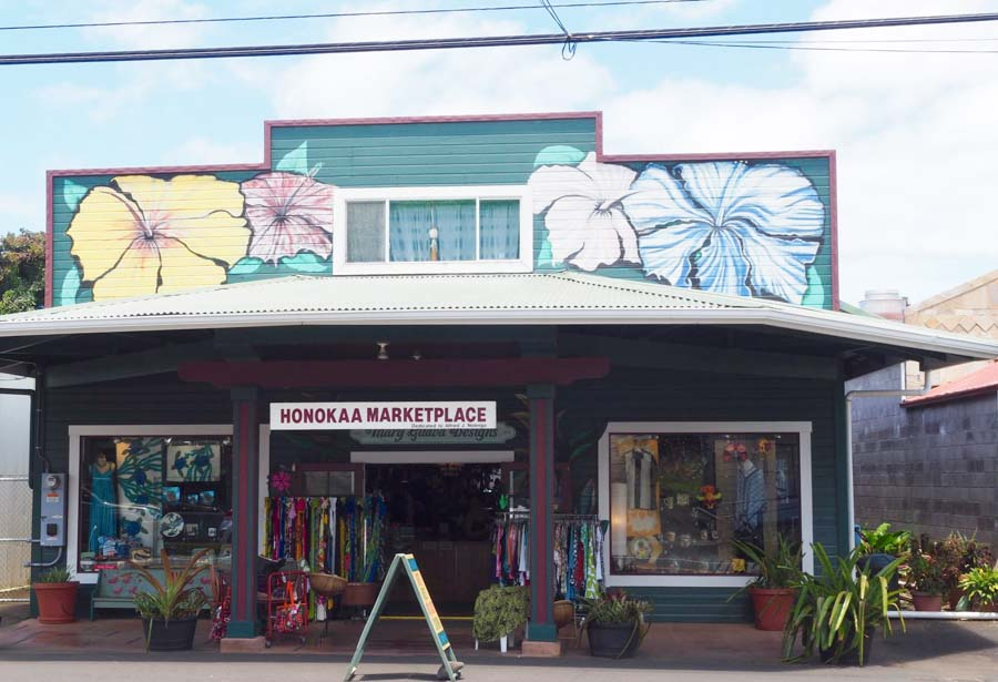 Have you visited Honoka'a town?
